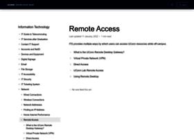 remoteaccess.uconn.edu