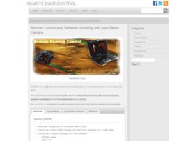 remotedslrcontrol.com