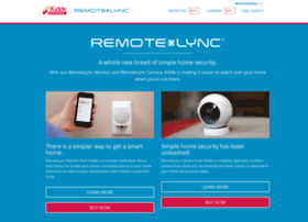 remotelync.kidde.com