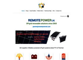 remotepoweruk.com