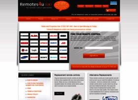 remotes4u.co.uk