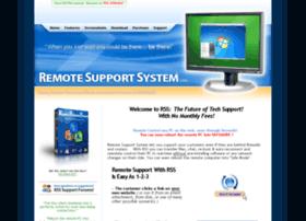 remotesupportsystem.com