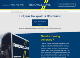 removals.co.uk