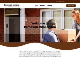 removalsvanlondon.co.uk
