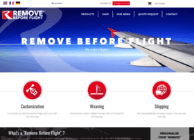 removebeforeflight.com