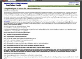 removemicrofileextension.wikidot.com