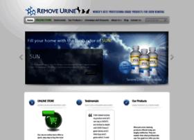 removeurine.com