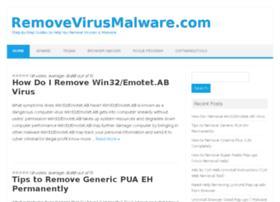 removevirusmalware.com