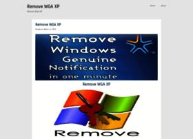 removewgaxp.wordpress.com