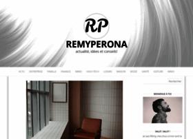 remyperona.fr