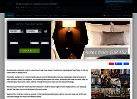 renaissance-amsterdam.hotel-rez.com