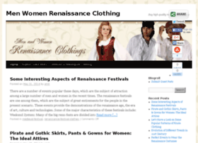 renaissanceclothings.com