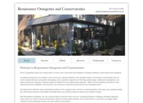 renaissanceorangeries.co.uk