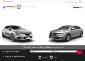 renault-pau.eden-auto.com
