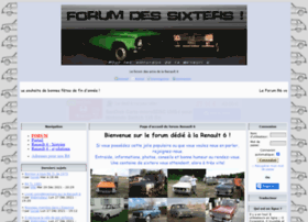 renault6.forumactif.com