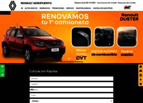 renaultaeropuerto.com.mx