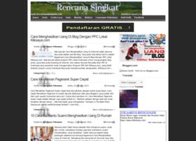 rencanasingkat.blogspot.com