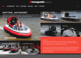 renegadehovercraft.com
