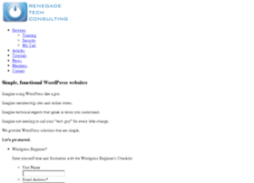 renegadetechconsulting.com
