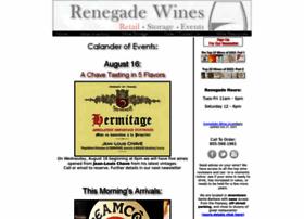renegadewines.com