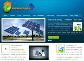 renewablesolarpowerenergy.com.au