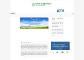 renewenergyfinance.com