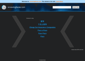 renewingfaces.com