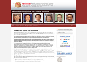 renminbiworld2013.asianbankerforums.com