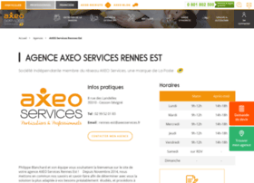 rennes-est.axeoservices.fr
