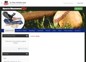 reno-american-little-league.sportssignupapp.com