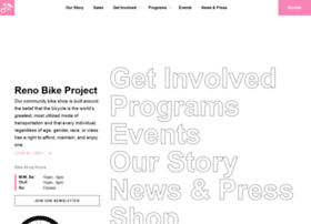 renobikeproject.org