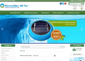 renovablesdelsur.es