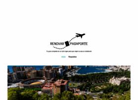 renovarpasaporte.com