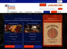 renovatorauctions.com.au