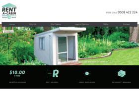 rent-a-cabin.co.nz
