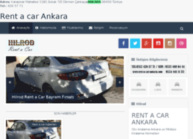 rent-a-car-ankara.com