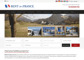 rent-in-france.co.uk