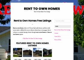 rent-to-ownhomeslistings.com