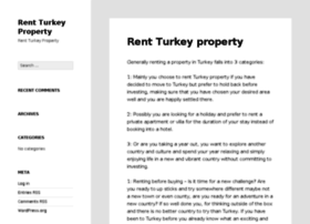 Rent-turkey-property.com