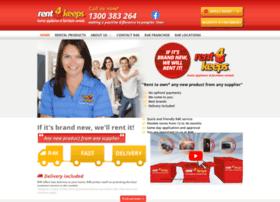 rent4keeps.com.au