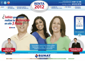 renta2012.pe
