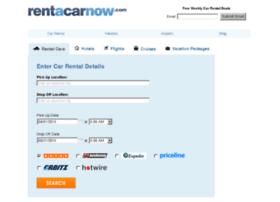 rentacarnow.com
