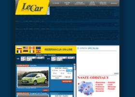 rentacarpoland.com