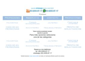 rentacasacuernavaca.com