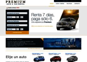 rentadeautosencancun.com.mx
