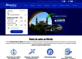 rentadeautosenmerida.com