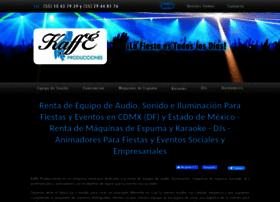 rentadeequipodeaudioeiluminacion.com.mx