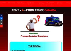 rentafoodtruck.ca