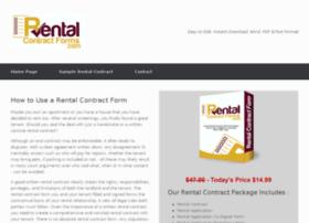rentalcontractforms.com