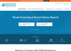 rentalhistoryreports.com